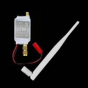 2.4G Signalverstärker Verstärker Antenne for DJI FPV Sender Empfänger