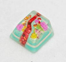 Jelly Key Confectionery Woods Keycap (Plumy stream). Cherry profile