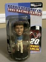 Denny Hamlin 2005  #20 BOBBLEHEAD RACER Collectors Edition Numbered on Back NEW