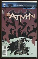 BATMAN THE NEW 52 #7 FINE + 2012 (2nd SERIES 2011) DC COMICS