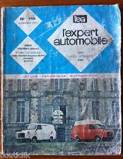 b)L'EXPERT AUTOMOBILE n°115; Ford Transit diesel-essence/ Alfasud/ Alfetta