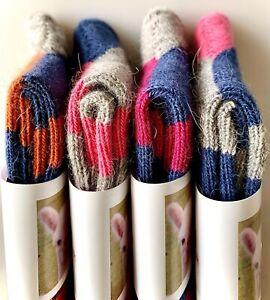 Alpaca Everyday Socks – Tricolore – NEW!