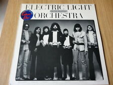 ELO - ON THE THIRD DAY. 1973 RARE CLEAR VINYL LP RECORD IN NEAR MINT CONDITION