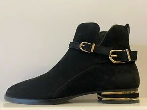 DKNY Lily Ladies Ankle Boots UK 7.5 US 10 EUR 41 REF M901~
