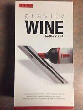 Gravity Wine Bottle Stand (NIB)