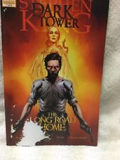 Stephen King's Dark Tower: The Long Road Home 2008 Marvel  Direct Edition