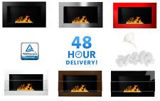 Bio Ethanol Fireplace Biofire Fire B2C Professional 650 x 400 /GLASS/ 6 Colours