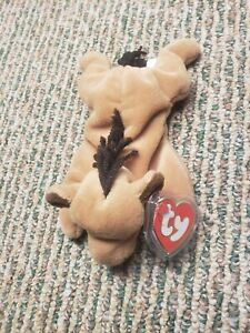 Ty Beanie Baby Derby the Horse 3rd 1st Gen Authentic
