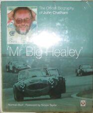 *  John Chatham - Mr Big Healey -  The Official Biography - Austin Healey *