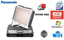Panasonic Toughbook Rugged touchscreen tablet/portatile CF19 MK3@1.20GHZ 2GB 500GB