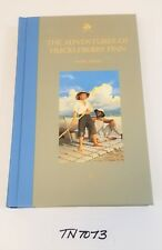 The Adventues of Huckleberry Finn by Mark Twain HC Great Reads Gold Foil NEW