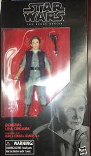 "Star Wars The Black Series #52 General Leia Organa 6"" Figure"