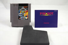 Pin Bot (Nintendo Entertainment System) NES Spiel o. OVP, PAL, TOP, SEHR GUT