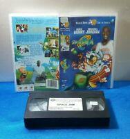 PELICULA VHS CINTA VINTAGE ESPAÑOL - SPACE JAM