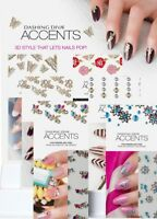 Dashing Diva 3D Nail Art Accents