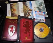 LE CRONACHE DI NARNIA -IL LEONE,LA STREGA E L'ARMADIO- SE 2 DVD (ottimo)