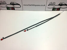 Fiat 500 drivers side folding seat cable 2008 onward