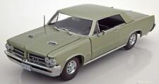 1:18 Sunstar Pontiac GTO 1964 lightgreen-metallic
