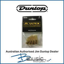 Jim Dunlop 4-Pack Ultex Medium Thumbpicks