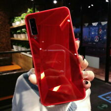 Luxury Crystal Mirror Diamond Back Case Cover For Samsung Galaxy A70 A50 M30 S10