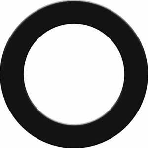 Designa Plain Dartboard Surrounds - Black