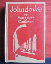 Johndover by Margaret Cameron - 1924 Vintage Hardcover