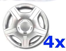"Un ensemble de 14"" Ford Fiesta MK6 enjoliveur de roue 2009 Onward (4 Pcs)"