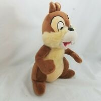 Disney Parks Chip n Dale Plush  Chip and Dale Stuffed Animal Chipmunk GREAT