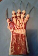 Freddy glove new nightmare latex metal blades