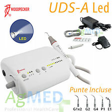 ABLATORE AD ULTRASUONI WOODPECKER UDS-A LED ultrasonic scaler EMS COMPATIBILE