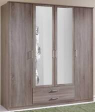 Oak Wardrobes with 4 Doors