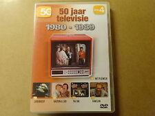 DVD / 50 JAAR TELEVISIE 1980 - 1989 - DEEL 4