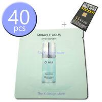 OHUI Miracle Aqua Eye Serum 10ml / 20ml / 30ml / 40ml KOREA Cosmetic + 2 gift