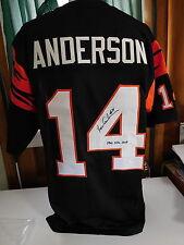 Ken Anderson signed Bengals jersey, JSA, #14, 1981 NFL MVP