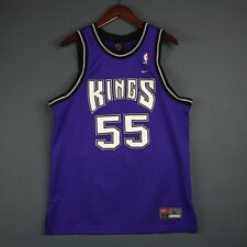 7f0a6c677 100% Authentic Jason Williams Vintage Nike Kings Jersey Size L Large 44 Mens