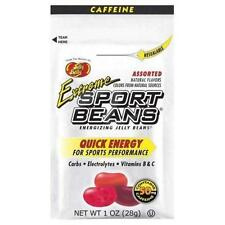 Jelly Belly Extreme Bean Assorted 1 Ounce - Quick Energy For Sports Performance