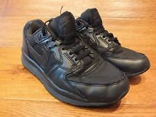 Nike Air Windrunner 2 Black Casual Trainers Size UK 7  EU 41