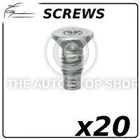 Screws Blake Calipers 8 x 17 MM - Torx Renault Master - Zoe Part 7276 20 Pack