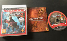 Uncharted 2 El Reino de los Ladrones PS3 Play Station 3 PAL ESPAÑOL