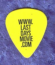 LAST DAYS     Movie Promo Guitar Pick!!! KURT COBAIN