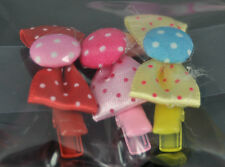 Baby Girl (Infant and Toddler) Set of 3 Hairpins Kids Hair Clips