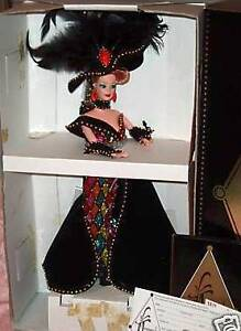 Bob Mackie Masquerade Ball Barbie 1993 W/Shipper