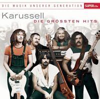 KARUSSELL - MUSIK UNSERER GENERATION-DIE GRÖßTEN HITS  CD NEU