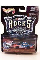 HOT WHEELS RACING ~ NASCAR ROCKS AMERICA ~ JOHN ANDRETTI ~ #43 STP ~ 1/64