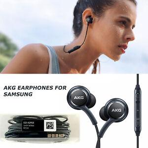AKG Headphones Samsung Galaxy Earphones Earbud Headphones For S8 S9 S10 Note 8 9