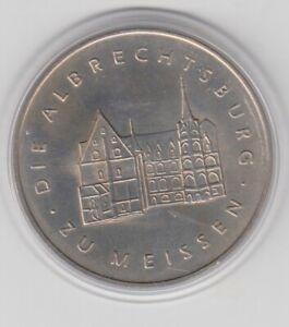DDR Albrechtsburg Pour Meissen 1967 Médaille