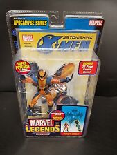 Marvel Legends WOLVERINE Apocalypse Series Build a Figure BAF ToyBiz X-MEN Comic