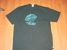 I'm Just Visiting This Planet T Shirt XL Novelty Vintage UFO Aliens