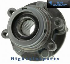 Front RH Wheel Bearing &Hub Assembly for Nissan Murano 2009-13 Quest 2011 513307