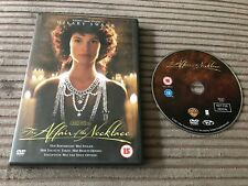 The Affair Of The Necklace DVD Hilary Swank